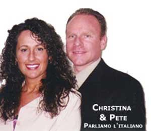 Christina Maltese Peter Ruess